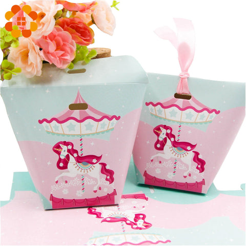 Unicorn Gift Box (With Ribbon)