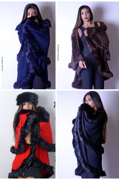 "The ""Love Me"" Comfy Cape"