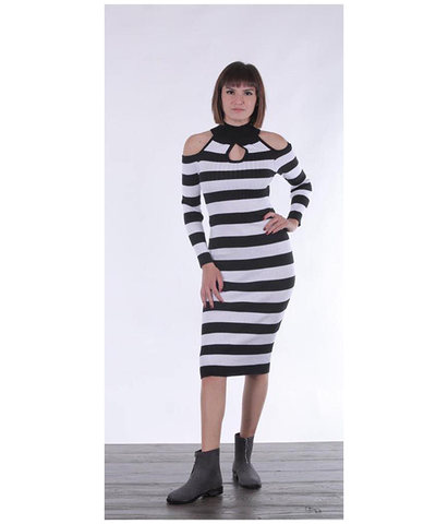 Letty Striped Dress