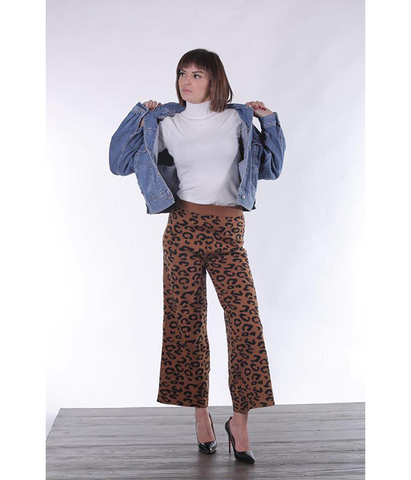 Linette Printed Pants