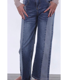 Olivia Two Tone Jeans