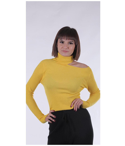 Carmen Open Shoulder Top
