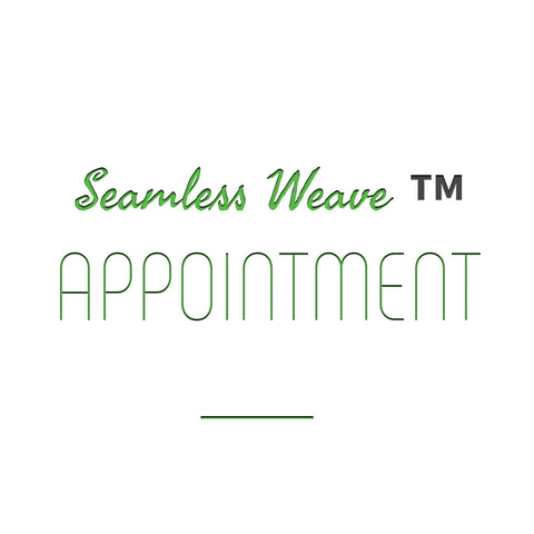 Seamless Weave Maintenance (Deposit Only)