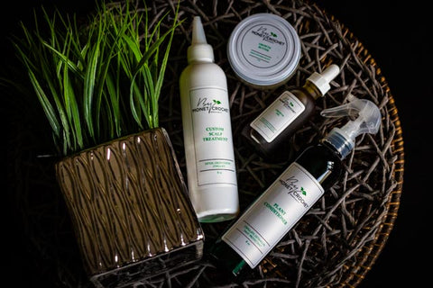 Premiere Healthy Hair System - 4 Products