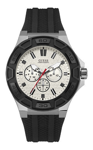 Guess Herrenuhr Force W0674G3