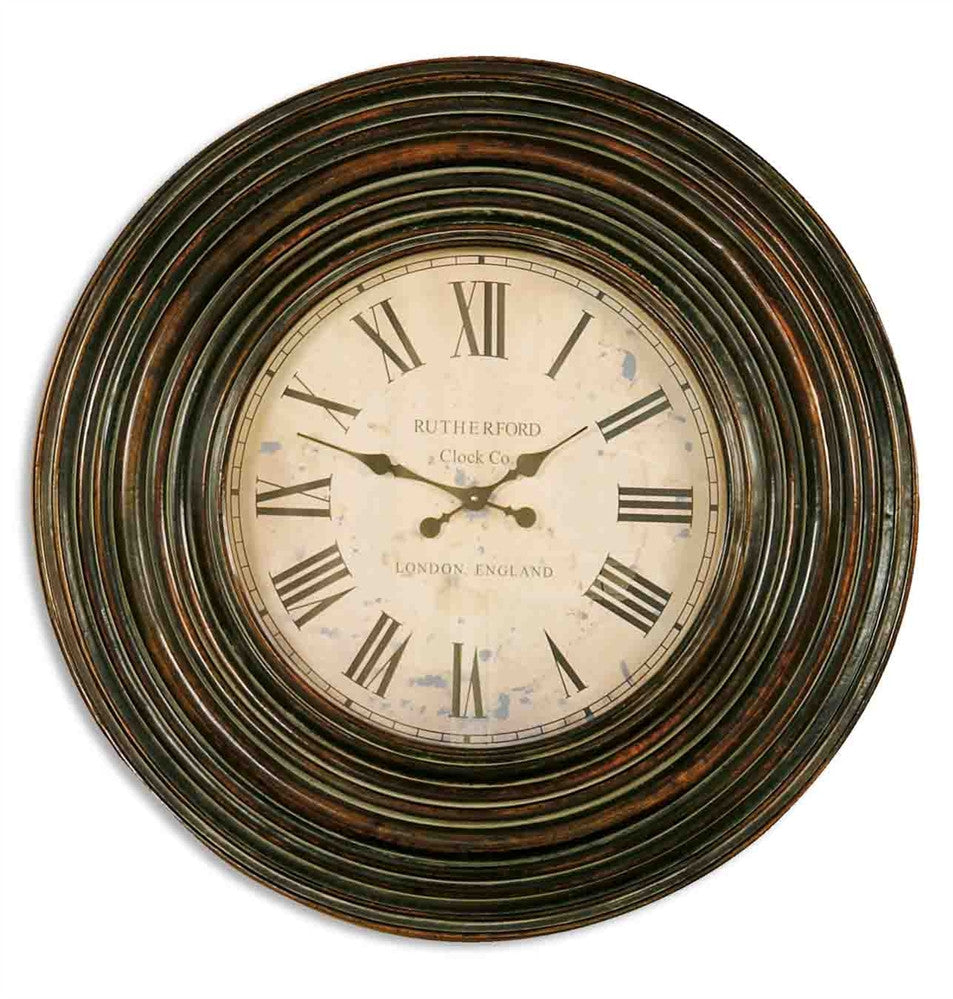 Trudy Wall Clock - Paul Michael Company