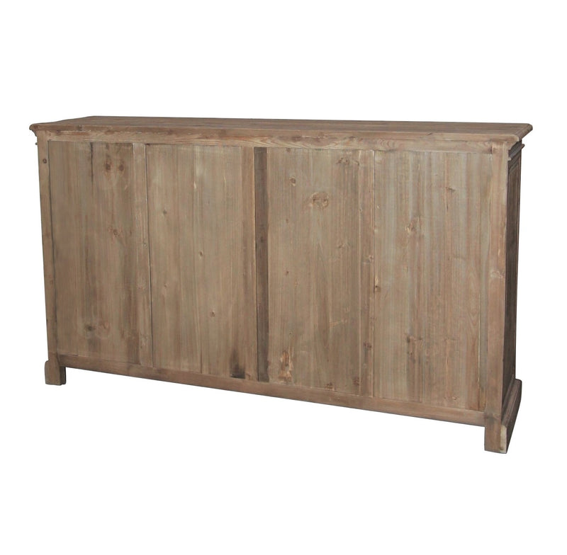 Monica Natural Sideboard