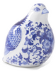 Blue and White Porcelain Birds