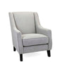 Mallard Grey Club Chair
