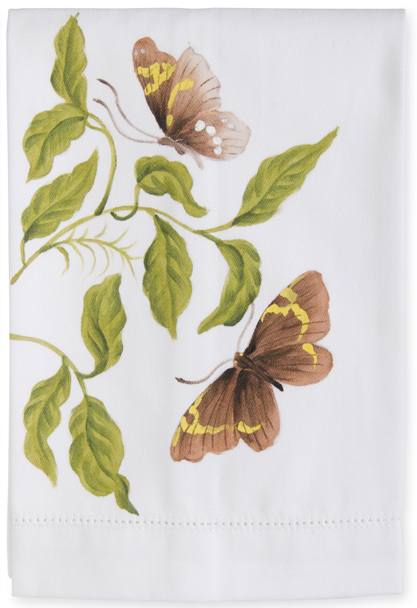 Butterfly Guest Towel
