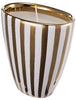 Spade Gold Leaf Candles