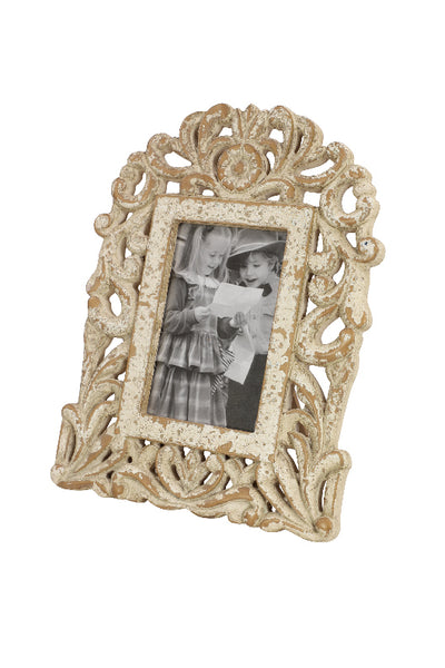 Wood Arched Photo Frame