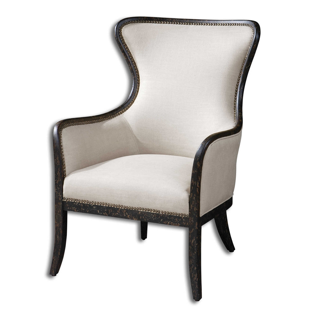 The Sandra Wing Chair