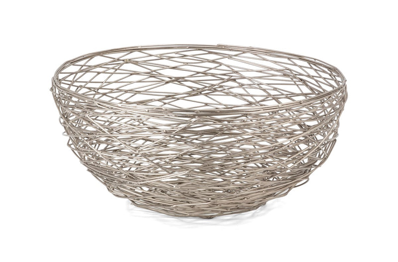 Wire Bird Nest Bowl