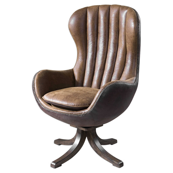 Garret Swivel Chair