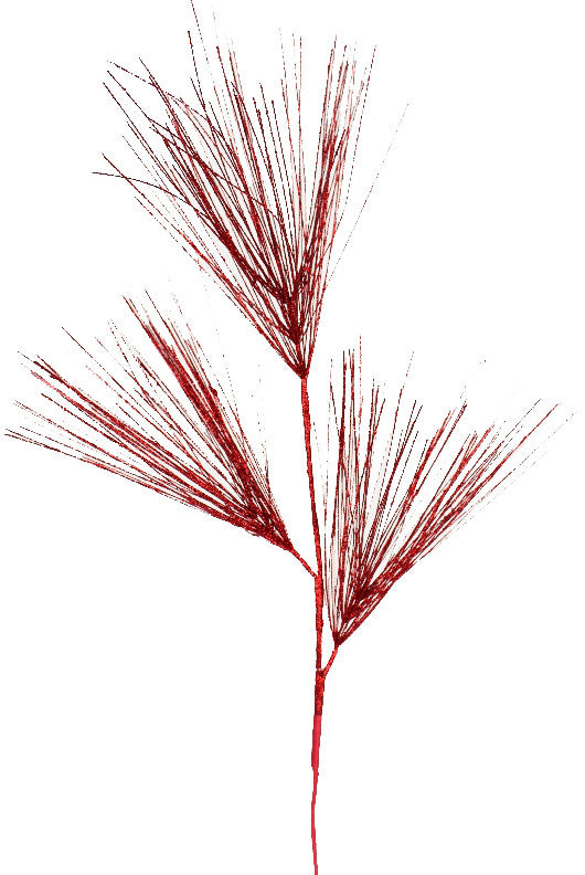Long Needle Red Pine Spray