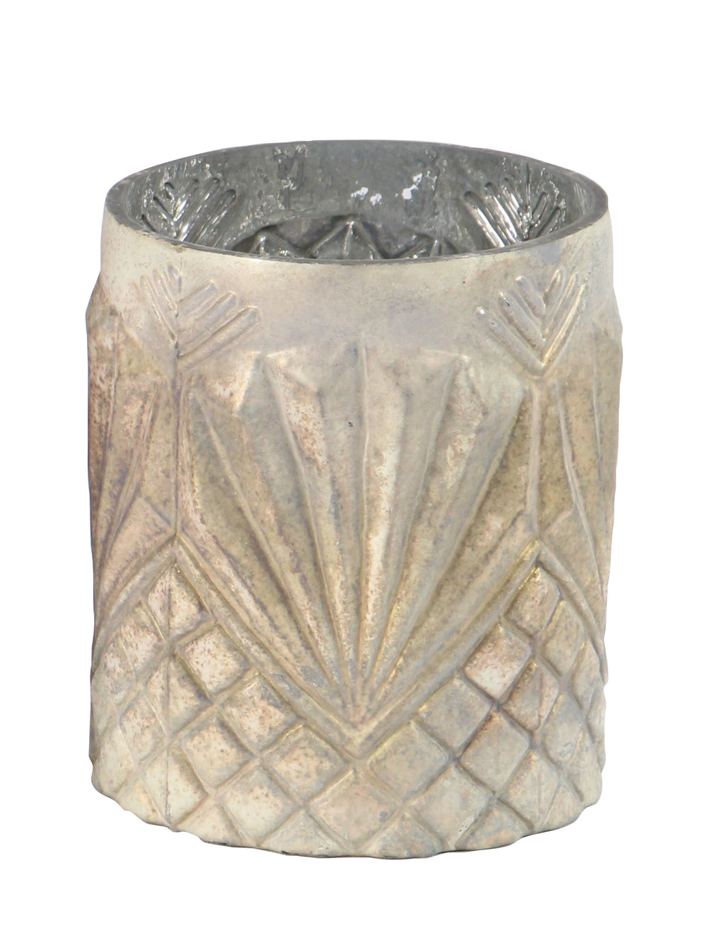 Mercury Candle Holder