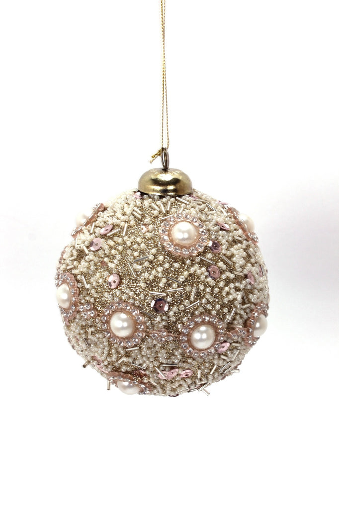 Emporium Ornament Blush Ball