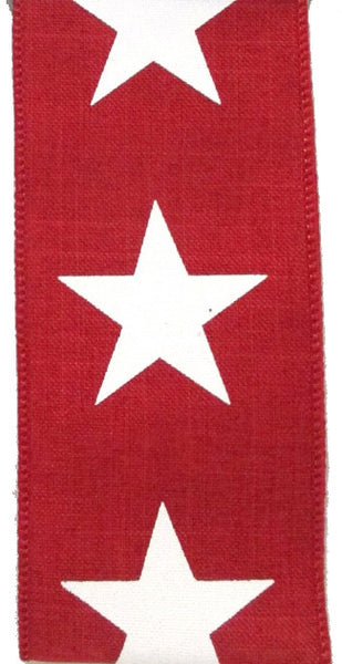 Red Star Ribbon