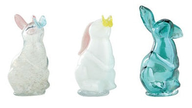 Glass Bunnies