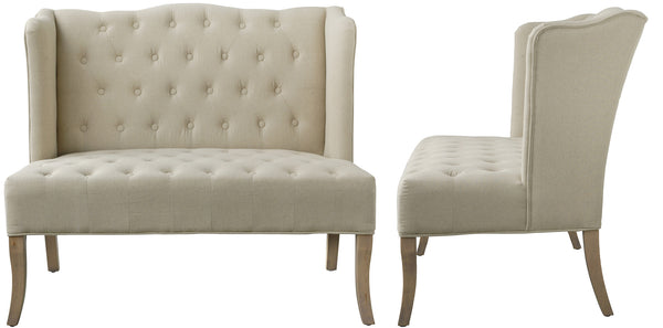 Laura Lea Love Seat - Paul Michael Company