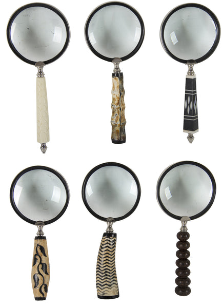 Magnifying Glass 9.5in - Paul Michael Company