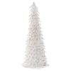 White Feather Tabletop Tree