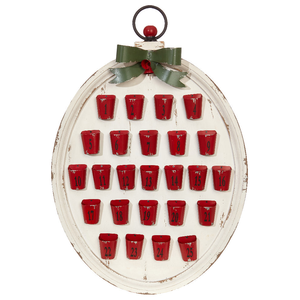 Bucket Advent Calendar