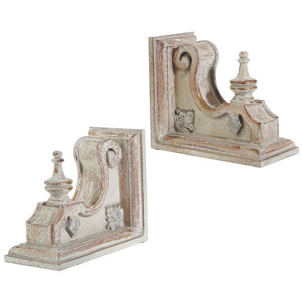 Corbal Bookends Set of Two