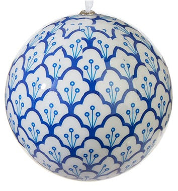 Chinoiserie Ball Ornament
