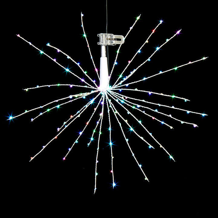 Multicolor Starburst Light