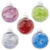 Tinsel Filled Ornament