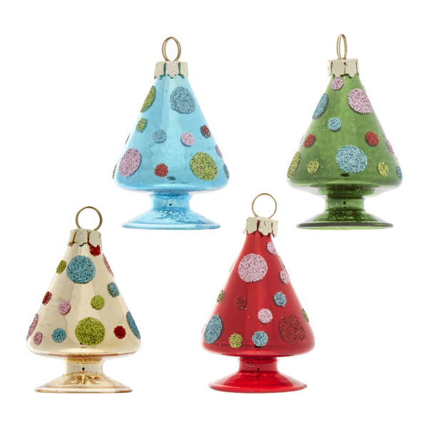 Mini Christmas tree Card Holders