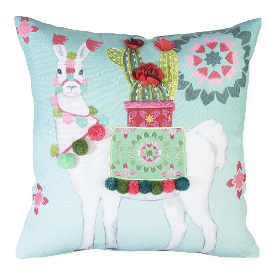 Llama Pillows