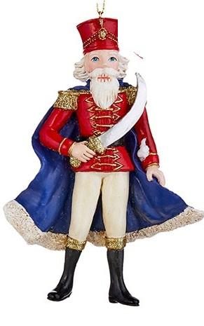 Nutcracker Suite Character Ornaments