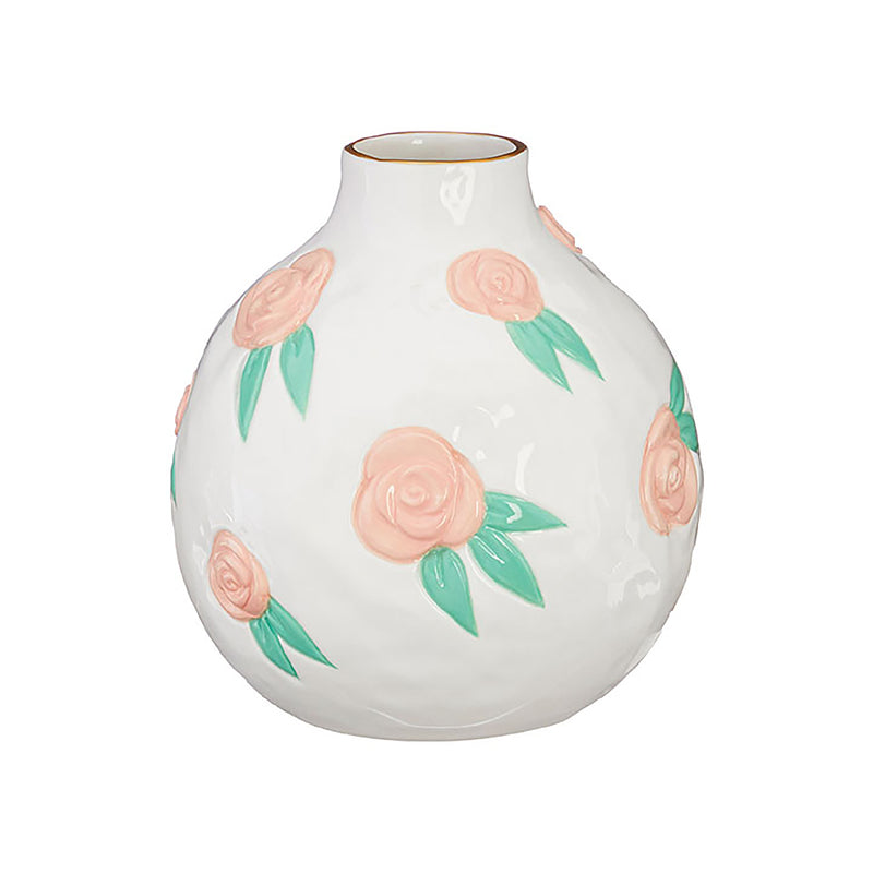 Sweet Pale Rose Vase
