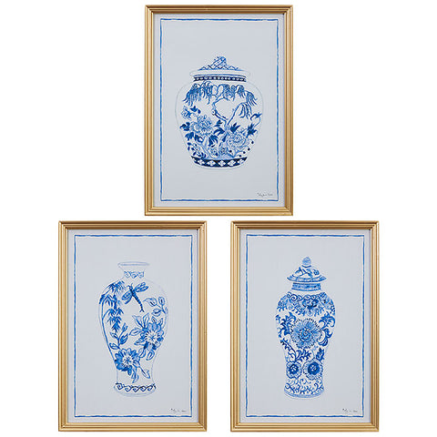 Framed Vase Prints