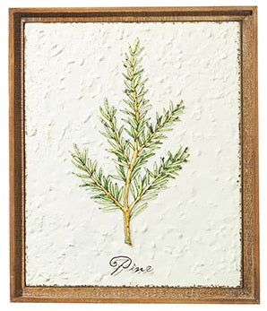 Holiday Framed Botanicals