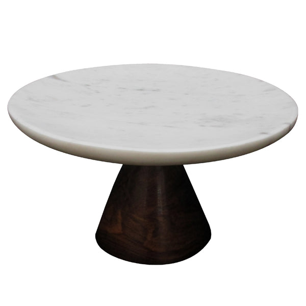 Napa Marble Cake Stand