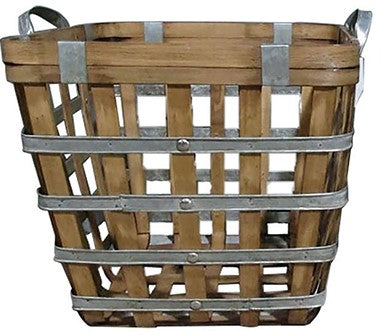 Square Woven Baskets