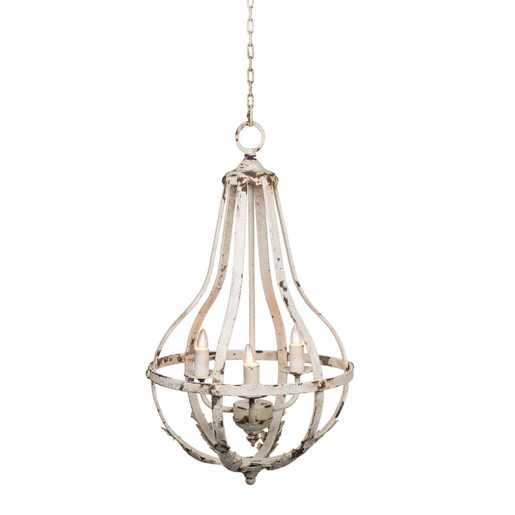 Iron Farmhouse Chandelier