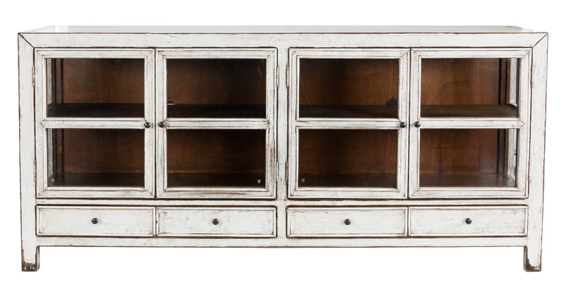 Graham Antique White Sideboard