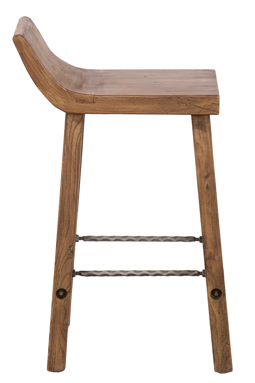 Arthur Low-Back Counter Stool