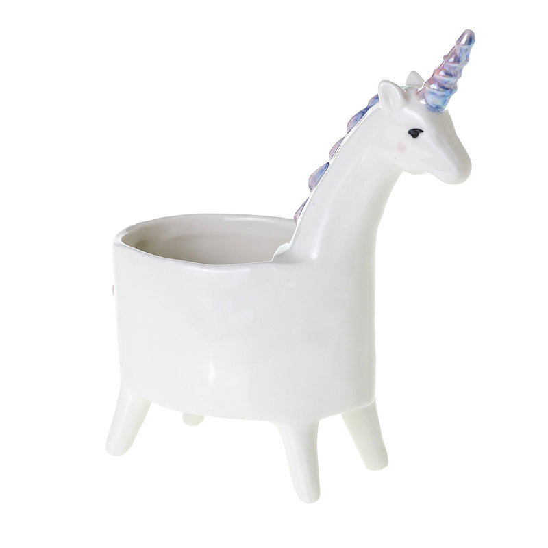 Sparkle the Unicorn Planter