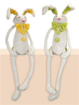 Posing Plush Bunnies - Paul Michael Company