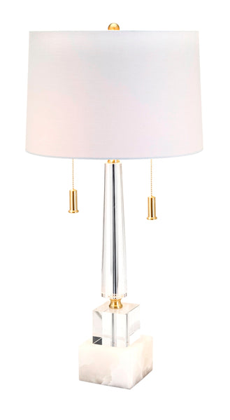 Eiliva Marble Table Lamp