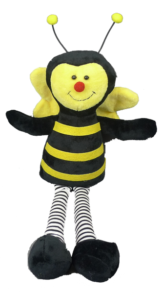 Plush Long Legs Bee