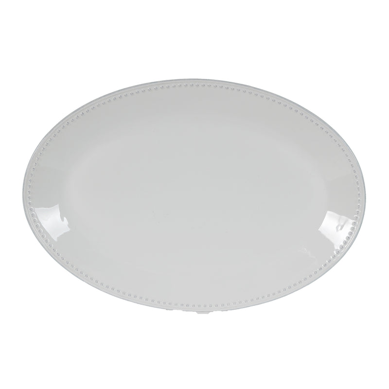 White Porcelain Serving Platter