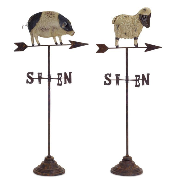 Weather Vane Pig/Sheep