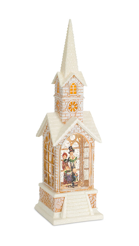 Church Choir Snowglobe